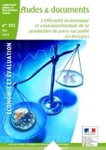 Efficacite economique et environnementale du porc sur paille
