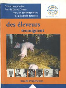 Production porcine dans le Grand Ouest - Reseau Coherence